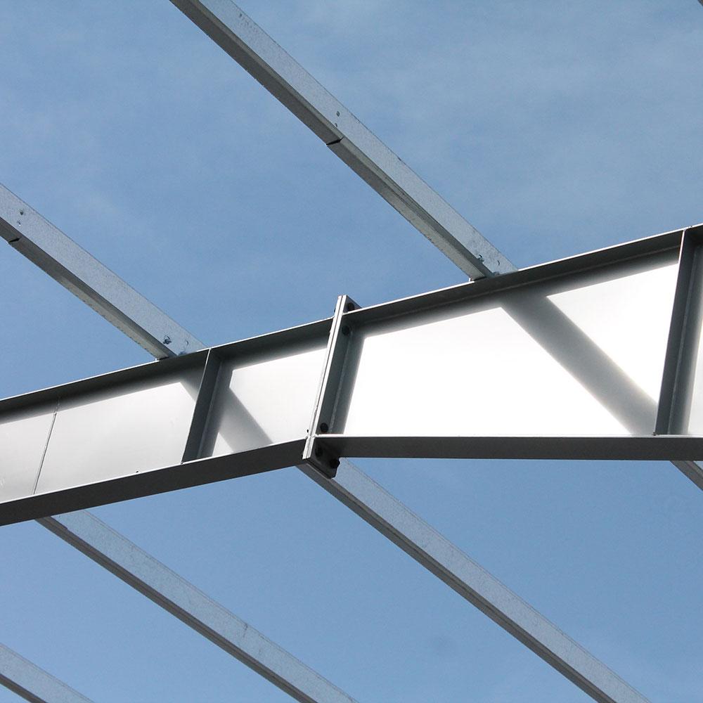 strutture acciaio tw