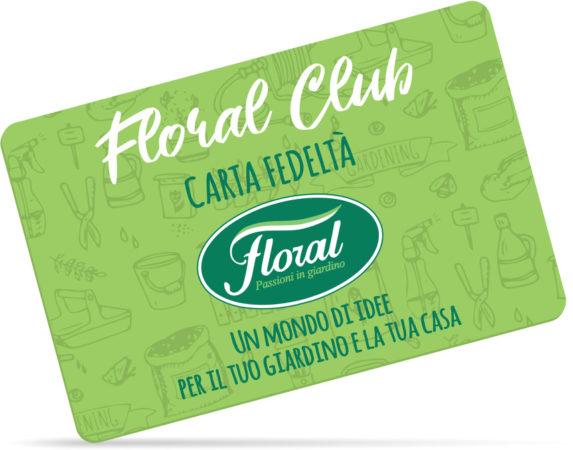 fidelitycard floral