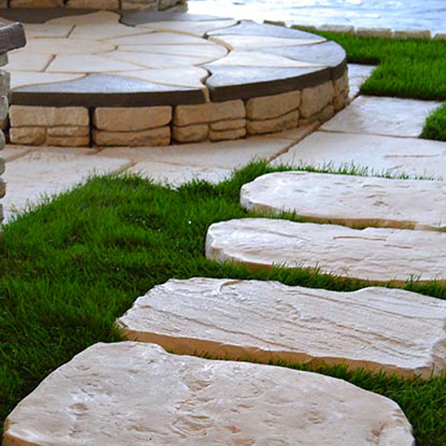 Giardini in pietra inglese