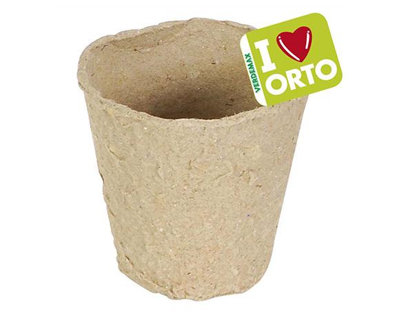 Vaso Biodegradabile I❤orto Verdemax