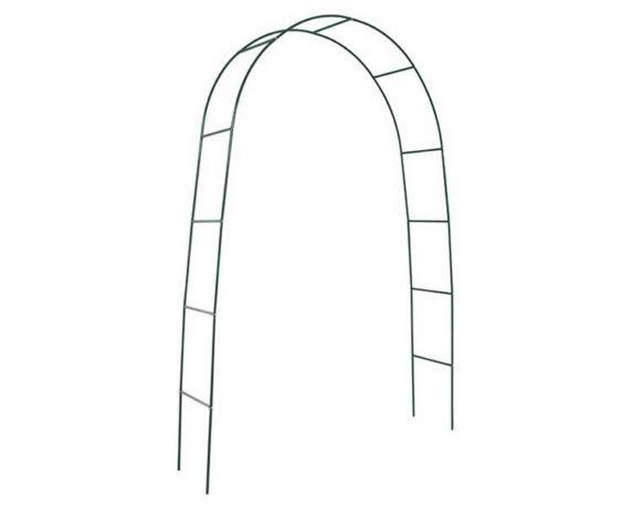 Arco Da Giardino Acciaio 225×110