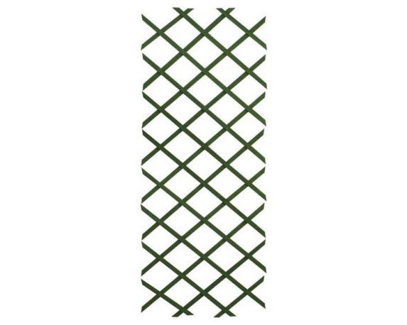 Traliccio Estendibile Verde Legno 180×90
