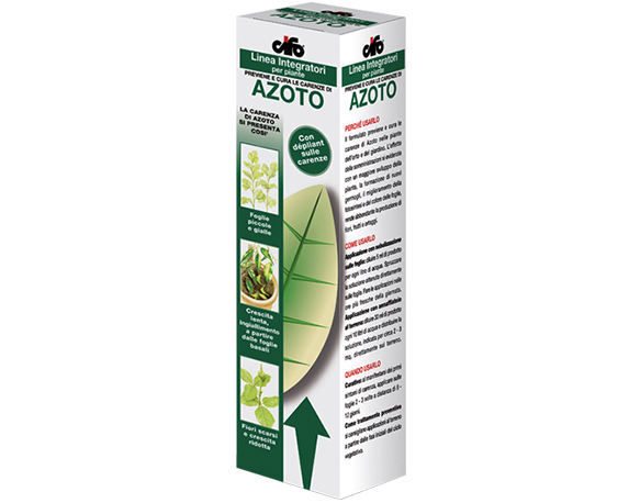 Concime Azoto 250ml Cifo