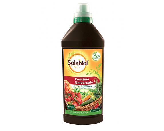 Concime Liquido Universale 1l Solabiol
