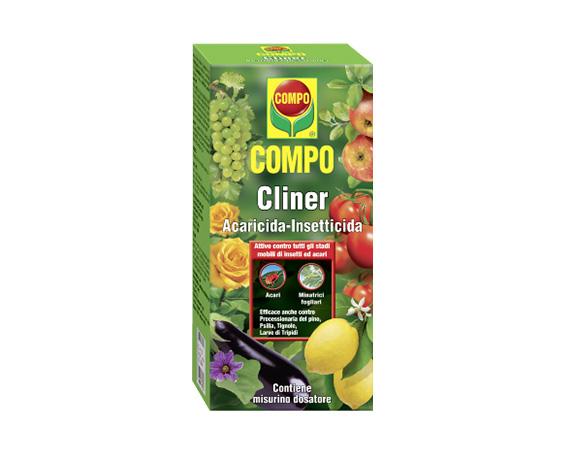 Insetticida Idrosolubile Cliner 250ml Compo