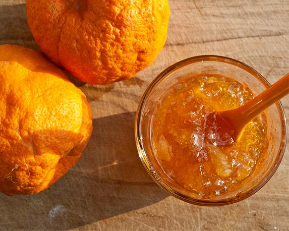 Marmellata arancia amara 1