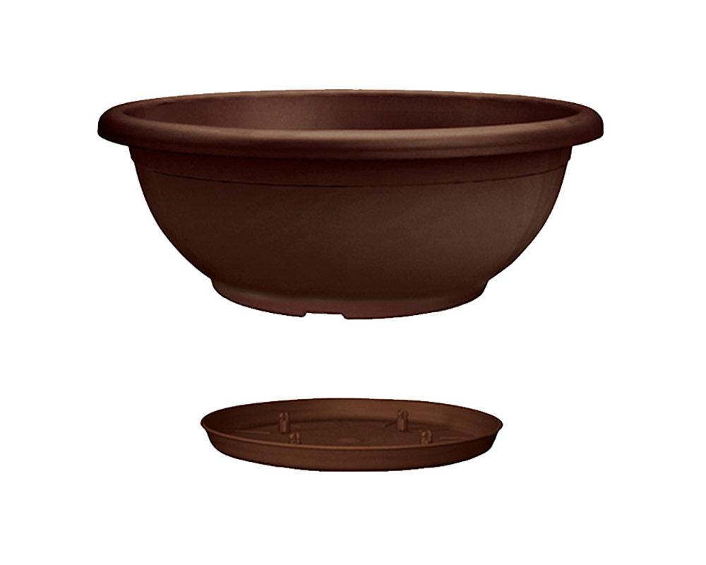 ciotola c sottovaso naxos vasi e coprivaso d40 veca giardinaggio outdoor 2 1