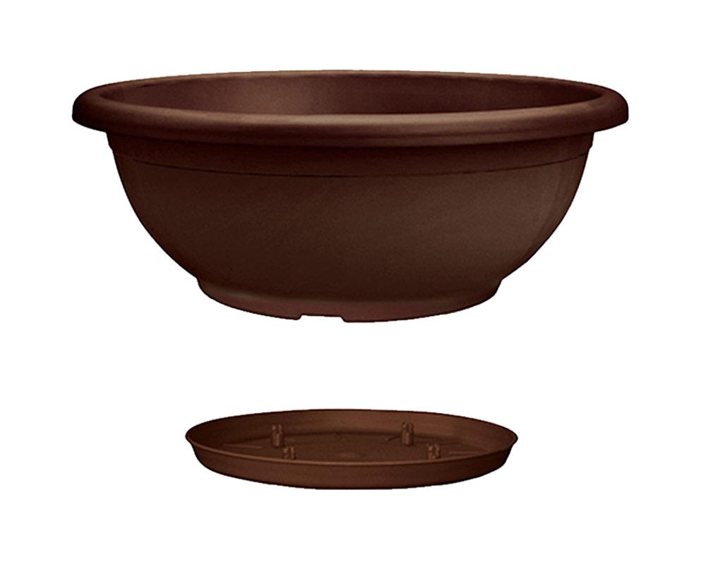 ciotola c sottovaso naxos vasi e coprivaso d50 veca giardinaggio outdoor 3 1