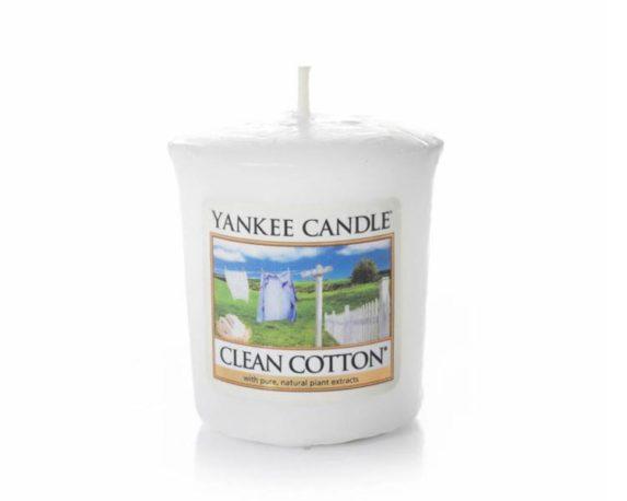 Candela Clean Cotton Votive Classic
