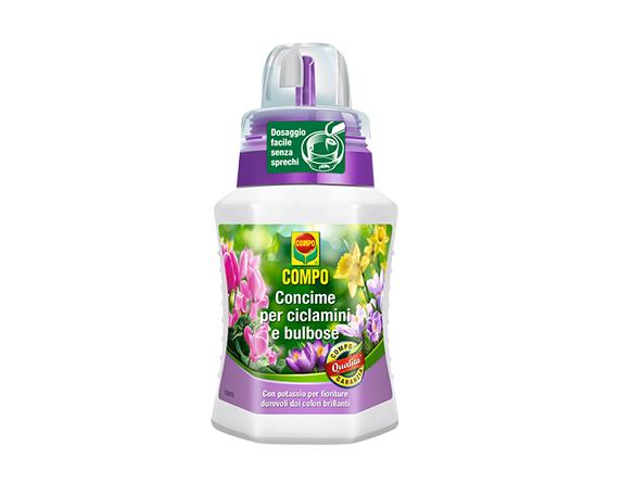Concime Liquido Ciclamini  Bulbose 250ml