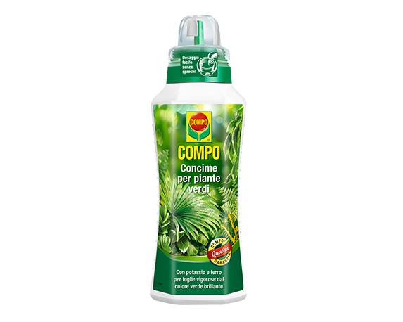 Concime Liquido Piante Verdi 500ml Compo