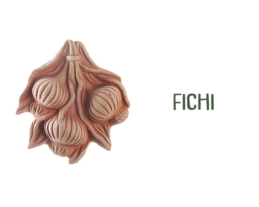 fiugure in terracotta frtutta e verdura corino bruna decorativi giaridno arredo decorazioni.jpg6