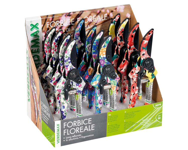 forbice floreali 3079 verdemax 1 1