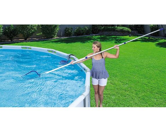 kit accessori per piscina deluxe 1