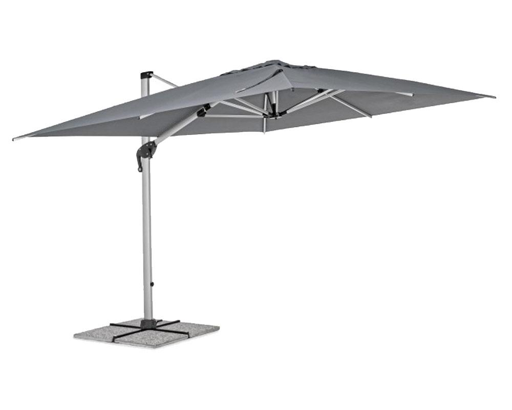 ombrellone a braccio ines arredo giaridno relax ombrellone bizzotto alluminio poliestere 10 1 1
