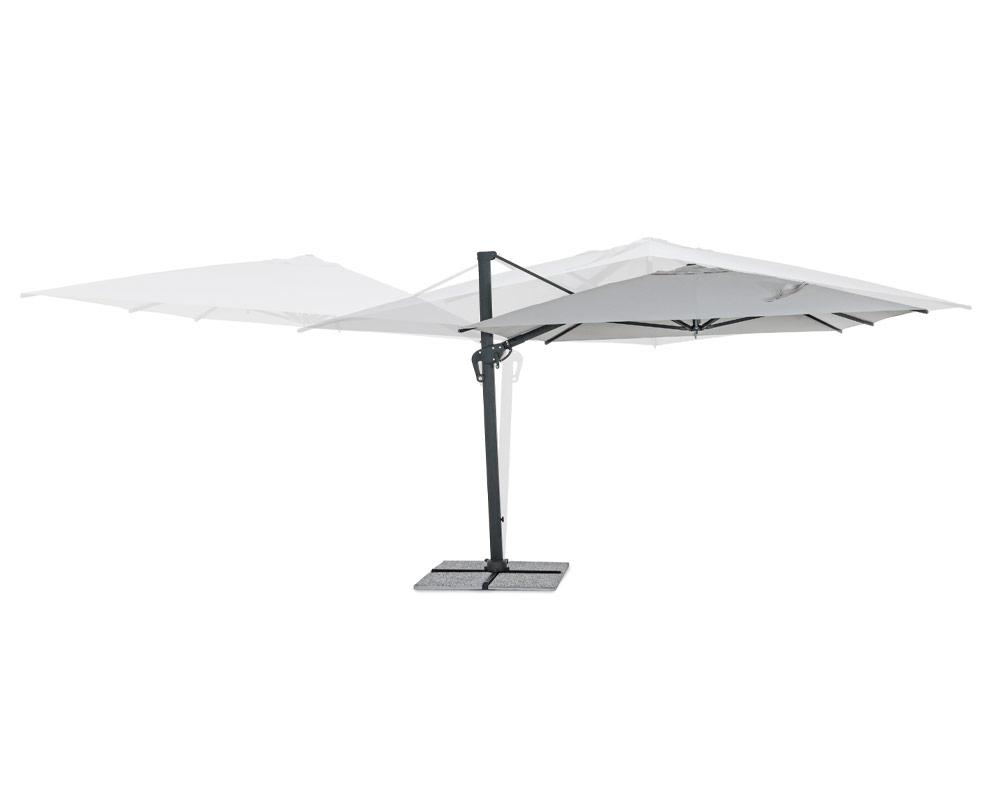 ombrellone a braccio ines arredo giaridno relax ombrellone bizzotto alluminio poliestere 3 1