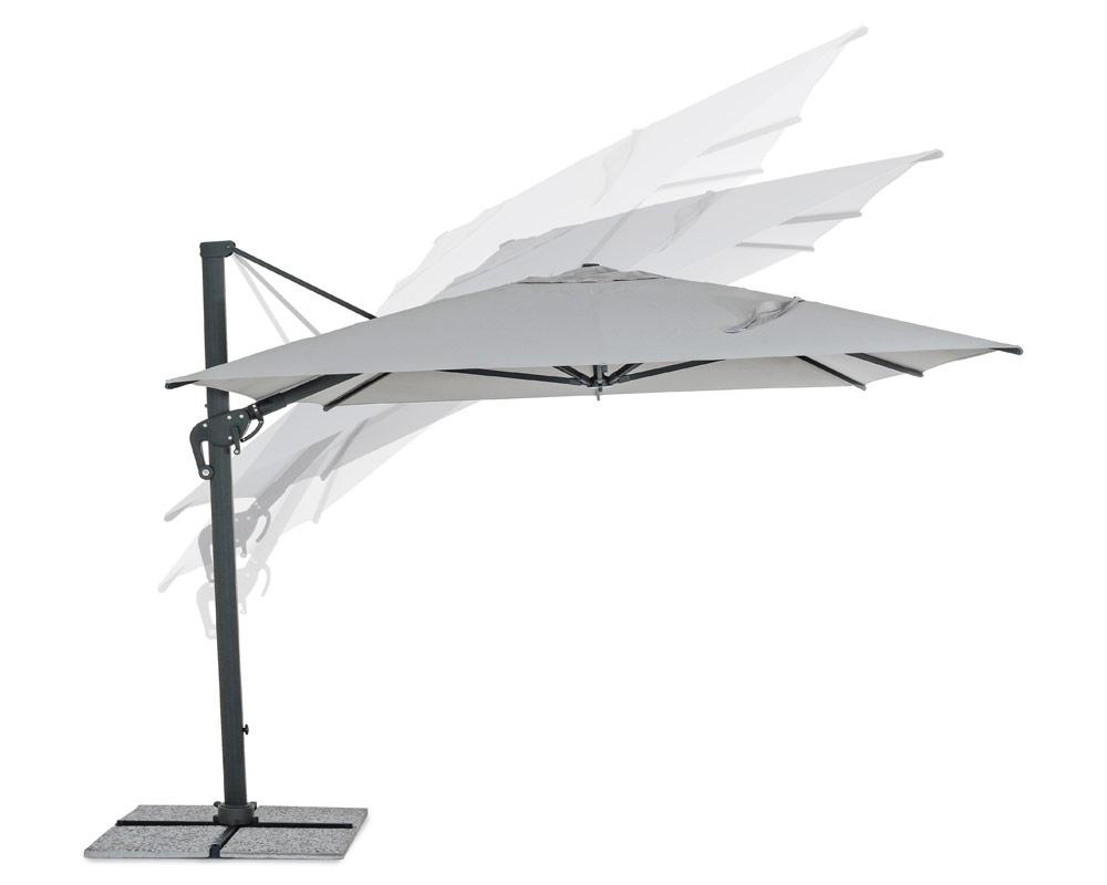 ombrellone a braccio ines arredo giaridno relax ombrellone bizzotto alluminio poliestere 5 1