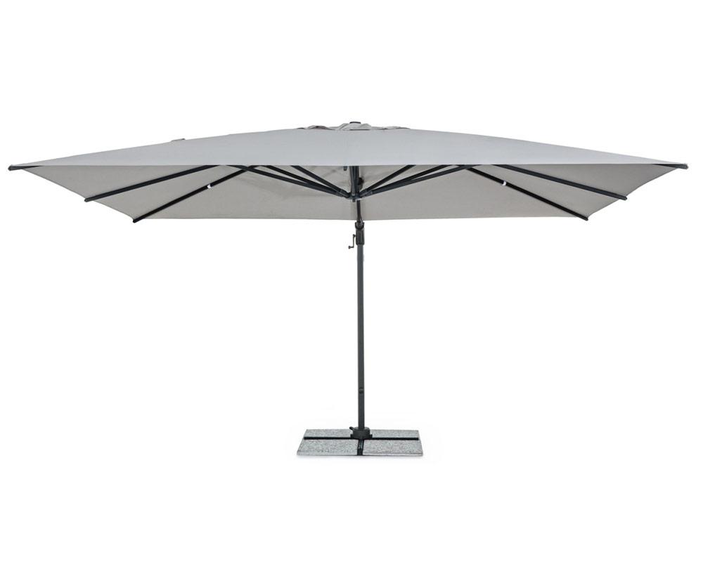 ombrellone a braccio ines arredo giaridno relax ombrellone bizzotto alluminio poliestere 7 1