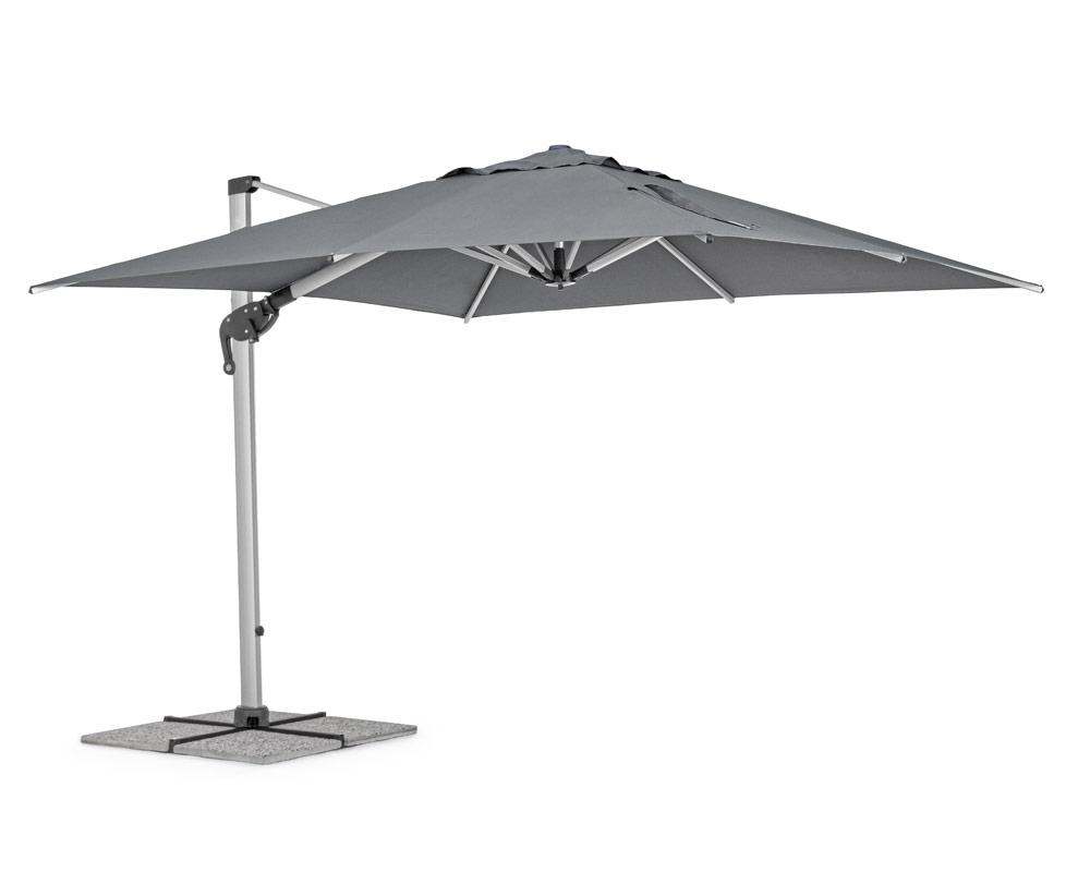 ombrellone a braccio ines arredo giaridno relax ombrellone bizzotto alluminio poliestere 9 1 1