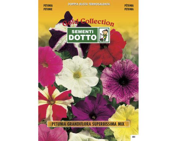 Petunia Grandiflora Superberba