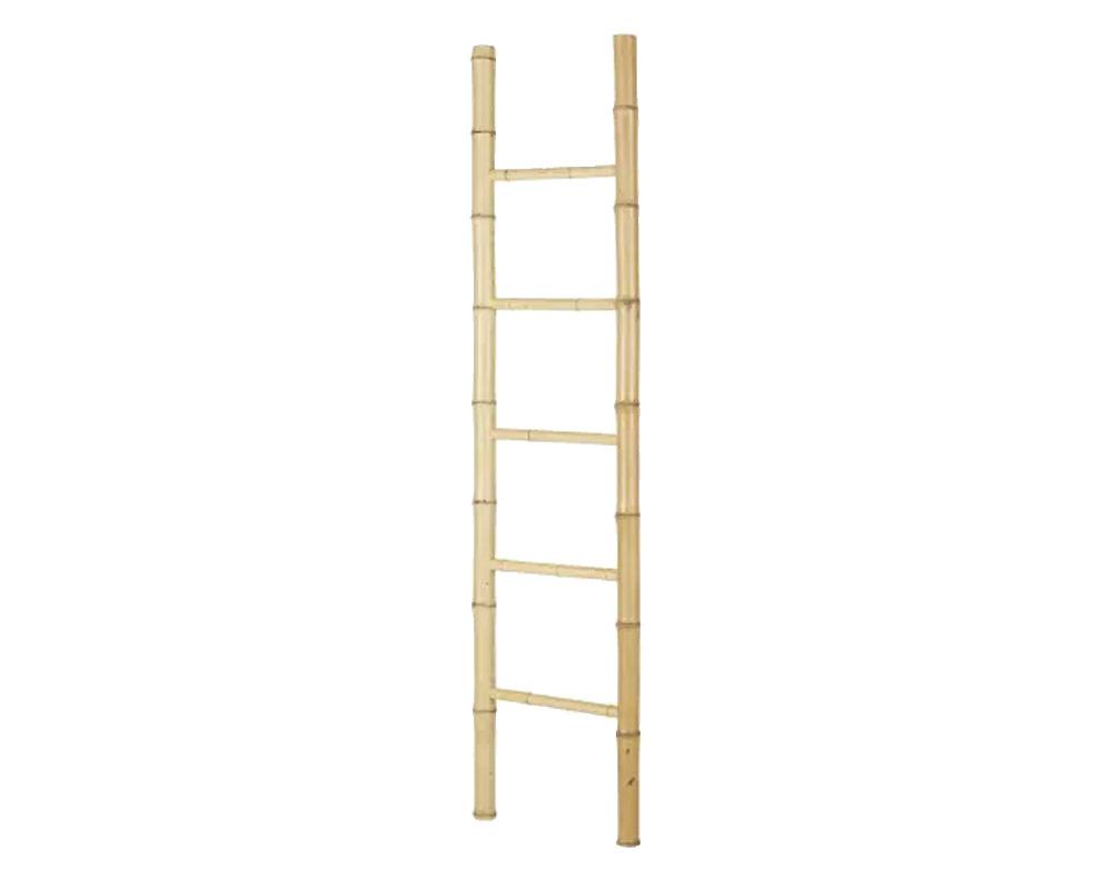 scala decorativa joyce bamboo arredo bizzotto complementi 1 1