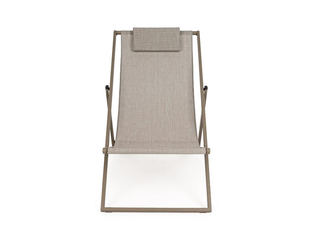 sdraio taylor alluminio stone bizzotto complementi relax arredo giardino superofferte textilene bizzotto 0662475 1 1