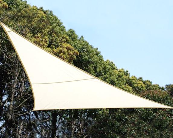Vela Sailing Triangolare 3.6×3.6×3.6 Ecru