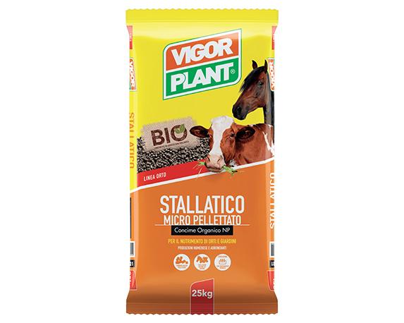Stallatico Pellettato 25kg – Vigorplant