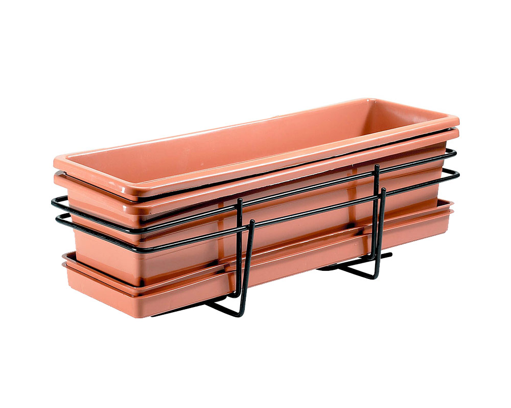 supporto cassetta linda ferra corino bruna vasi e coprivaso giardinaggio