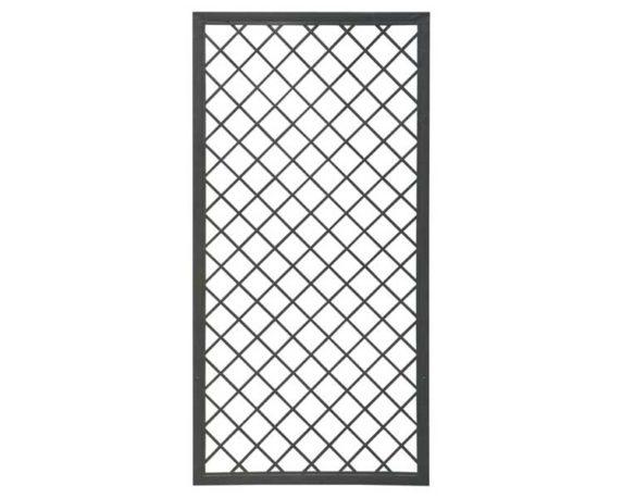 Traliccio Fisso C-cornice Metallo 180×90