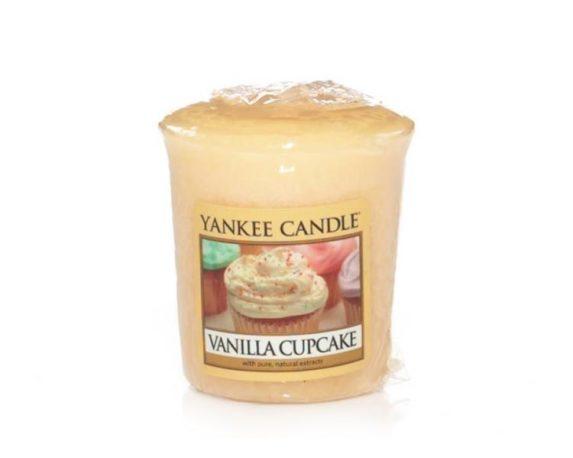 Candela Vanilla Cupcake Votive Classic