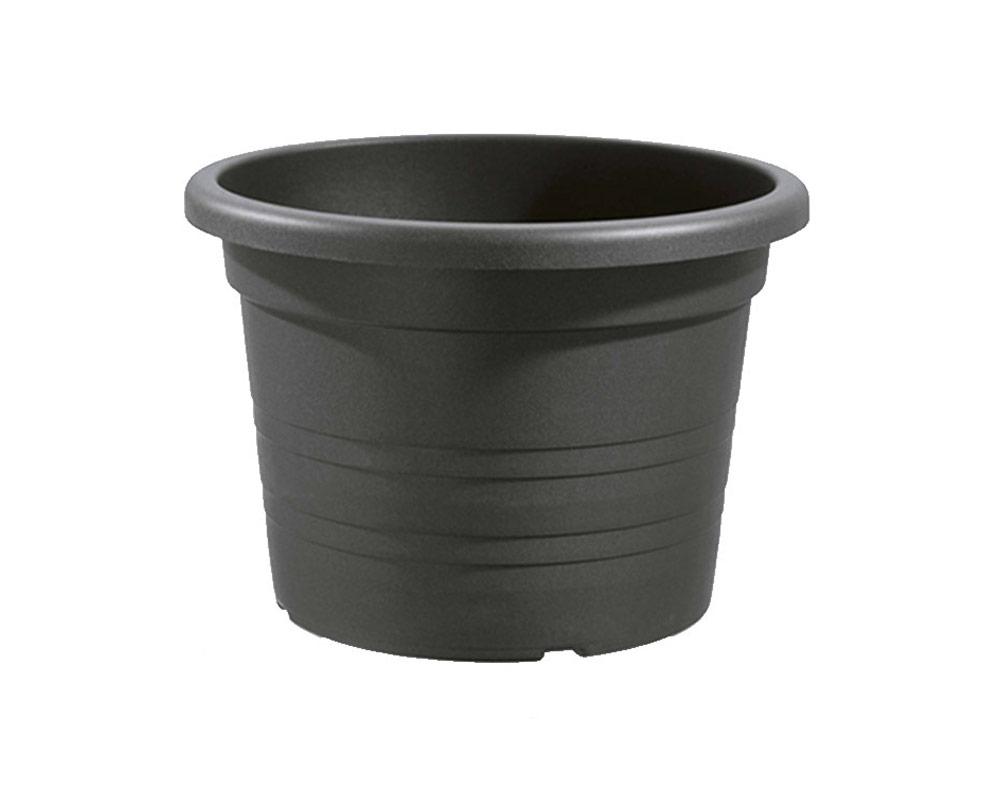vaso cilindro 20 cm veca vasi e coprivaso giardino plastica 5 1
