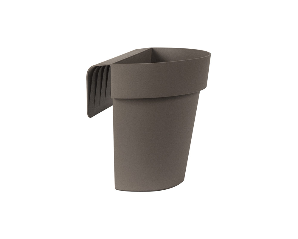 vaso up cm 20 corino bruna vasi e coprivaso giardinaggio 2