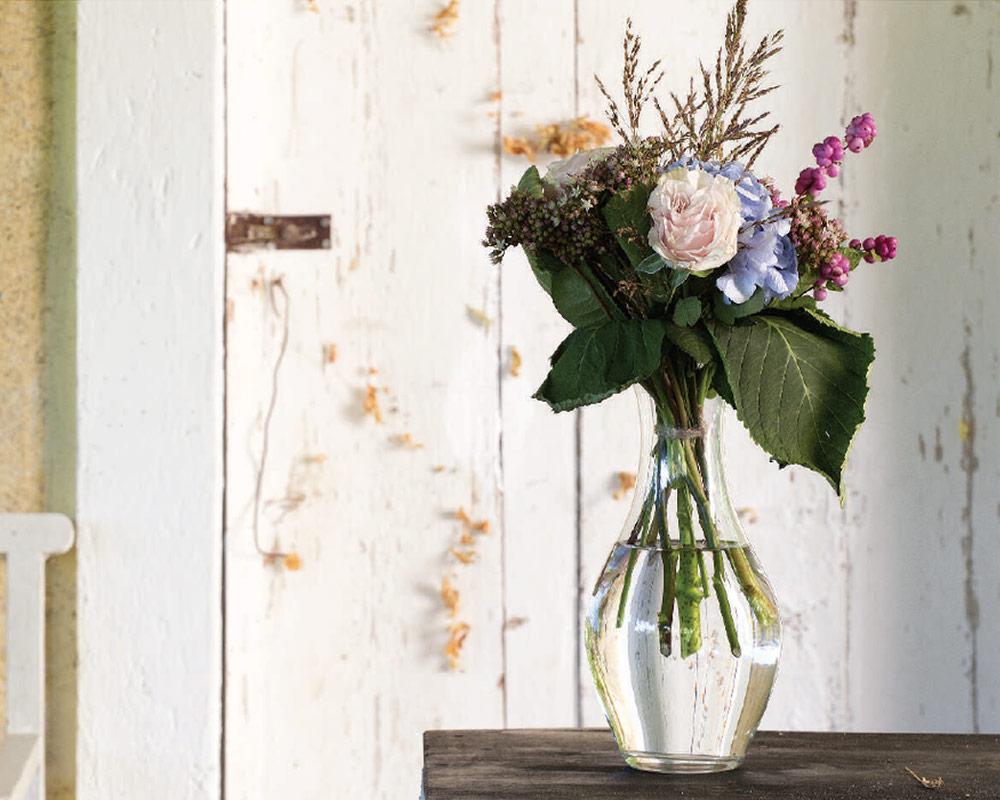 vaso vetro h33 981 cm 15 vasi e coprivasi giardinaggio corino bruna 1