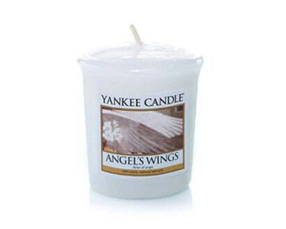 Candela Angel Wings Votive Classic