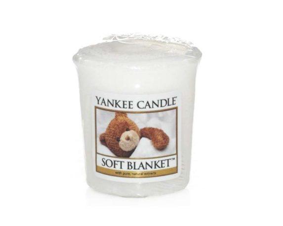 Candela Soft Blanket Votive Classic