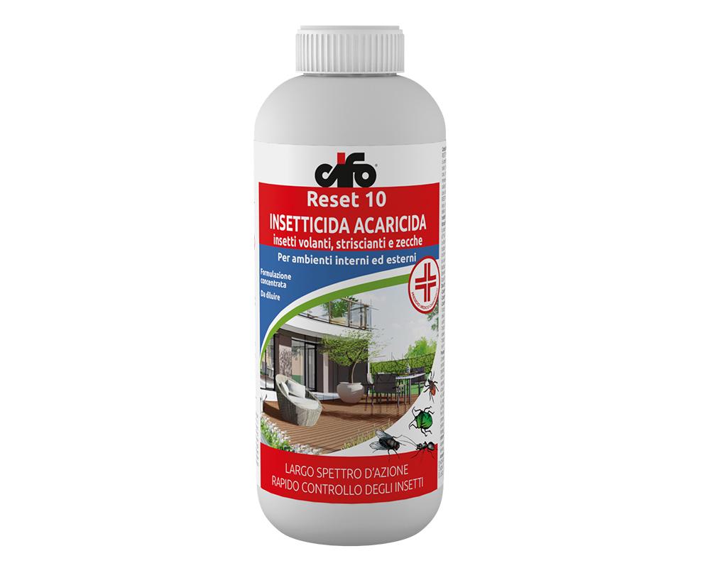 RESET 10 1lt liquido cifo nutrizione e difesa