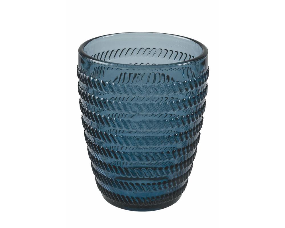 set acqua geometria multicolor vetro villa deste galileo complementi tavola 5