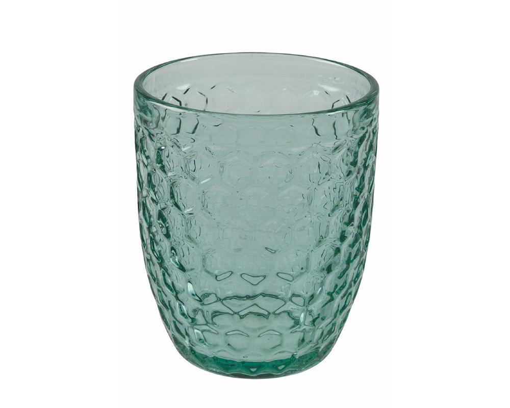 set acqua geometria multicolor vetro villa deste galileo complementi tavola 6