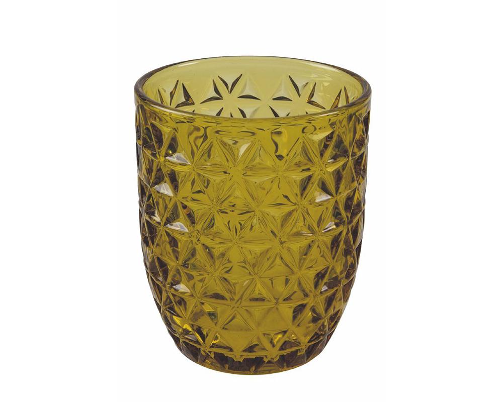 set acqua geometria multicolor vetro villa deste galileo complementi tavola 7