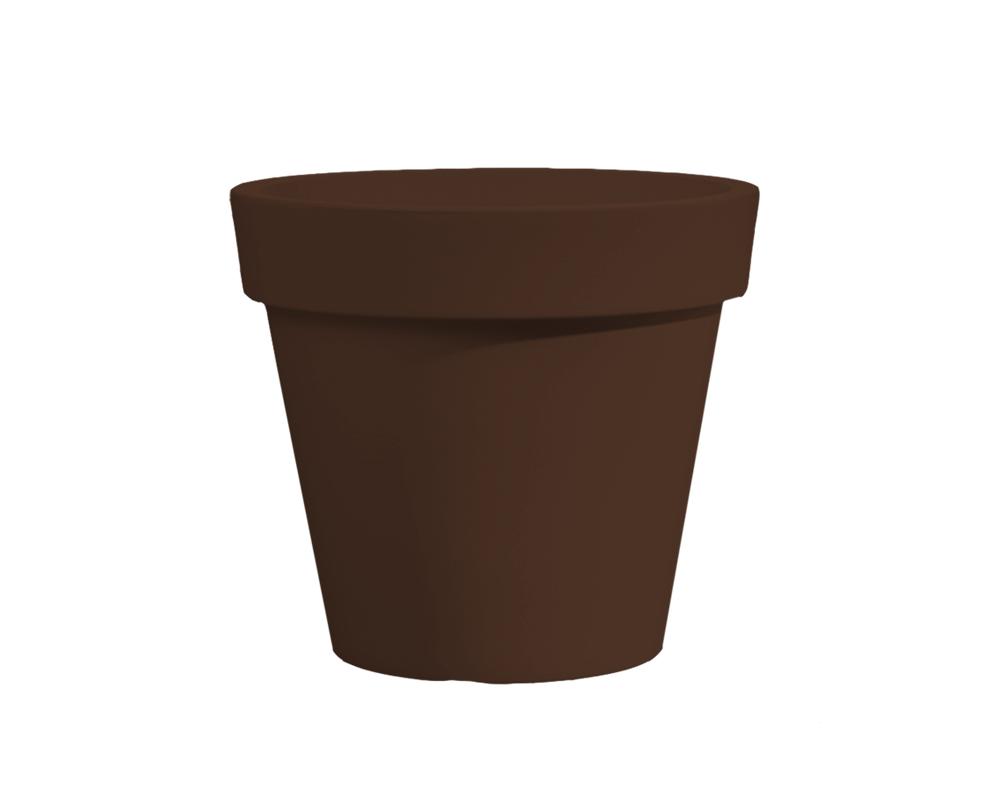 vaso easy 35 cm beonzo veca vasi e coprivaso giardino plastica 1