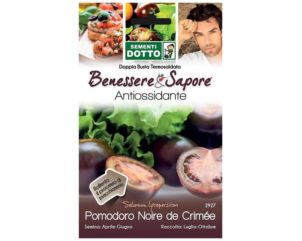 POMODORO NOIRE LINEA BENESSERE sementi dotto