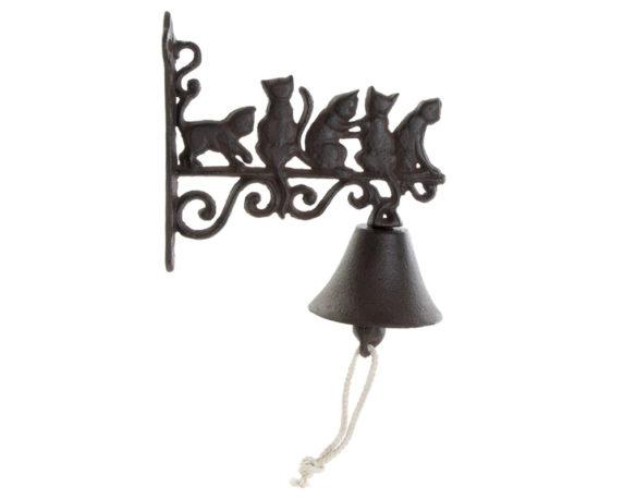 Campana Decorativa Per Parete Mici Ghisa