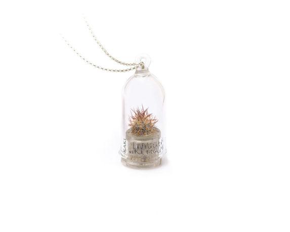 Collana Capsula Aurora Cactus La Felicita' Luxury