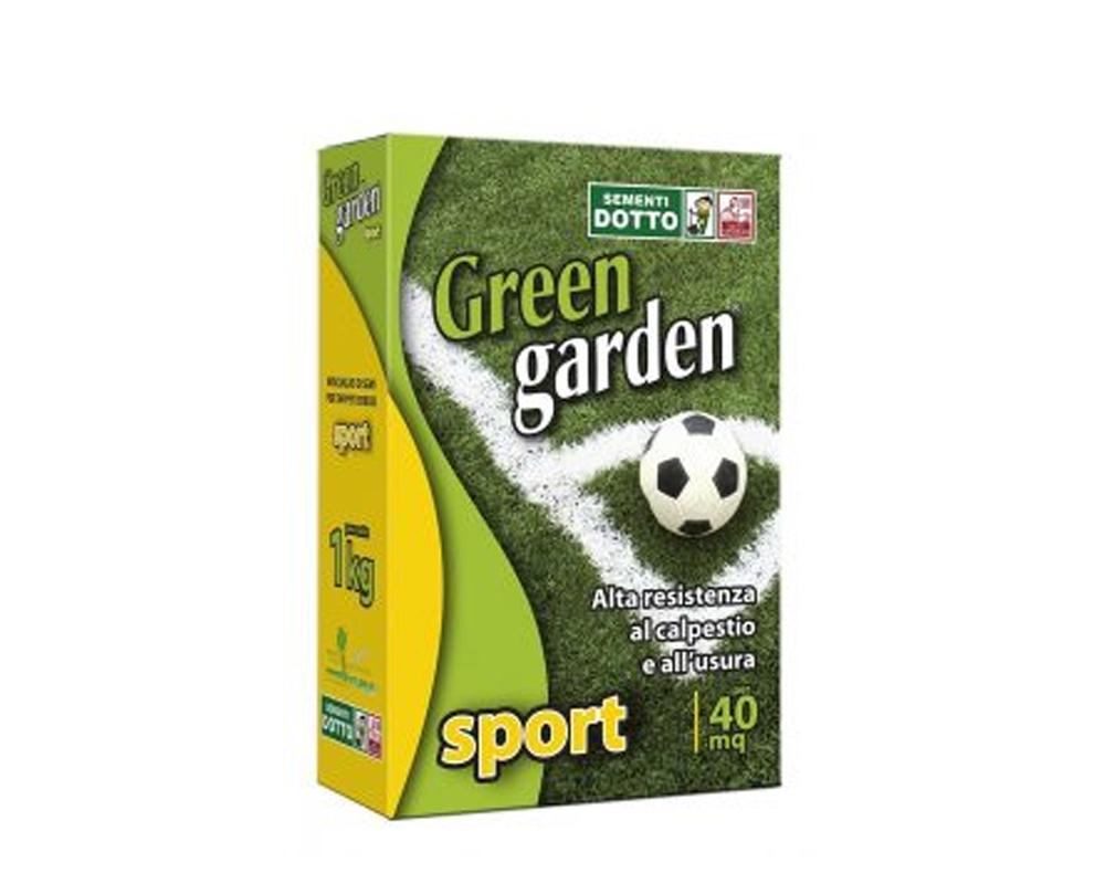 GREEN GARDEN SPORT KG.1 SEMENTI DOTTO