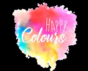 Logo Happy colours 3