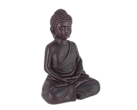Decorazione Buddha Seduto H26