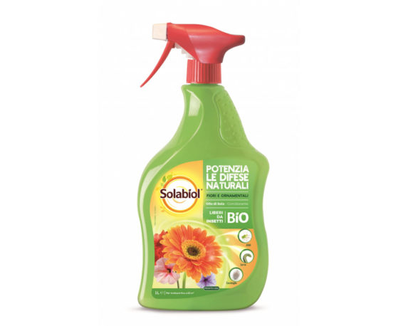 Corroborante Spray Olio Di Soia Concentrato Naturale Solabiol