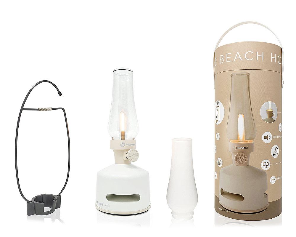 LANTERNA LED SPEAKER BEACH HOUSE H11X27 .4