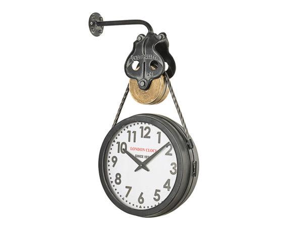 Orologio Parete Charles Carrucola D34